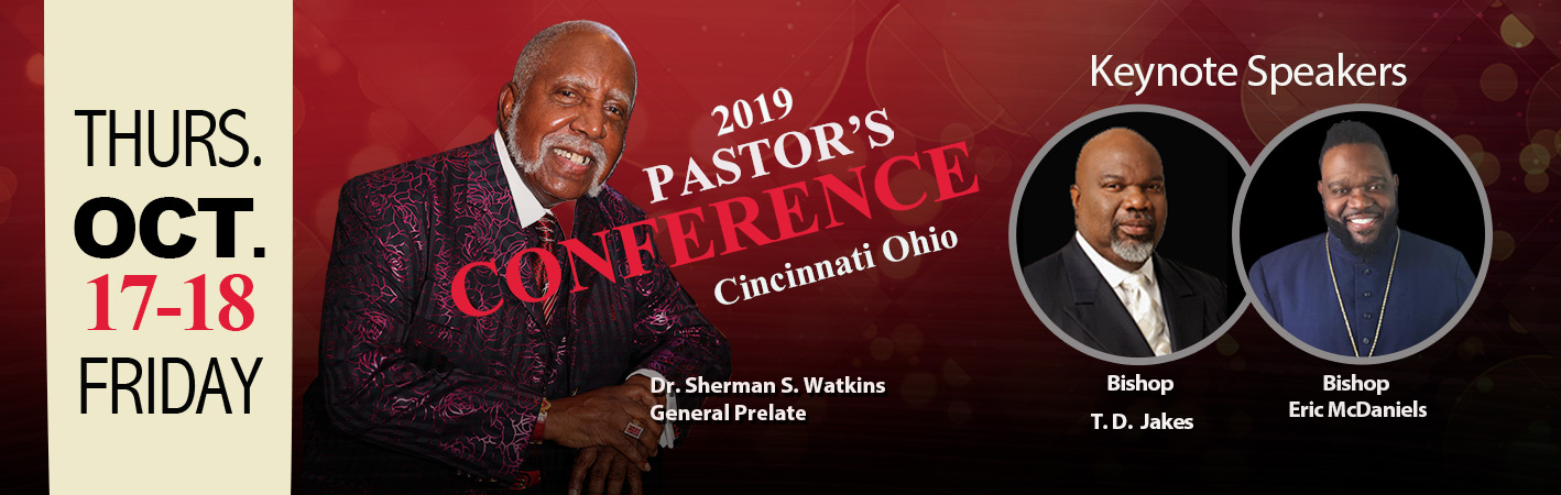 2019 National Pastors Conference | Higher Ground AAA